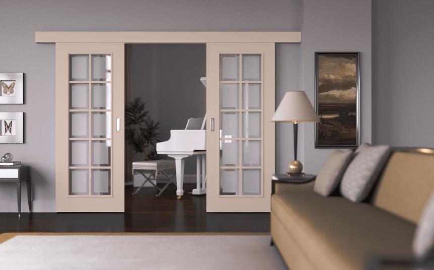 Нестандартные межкомнатные двери 1